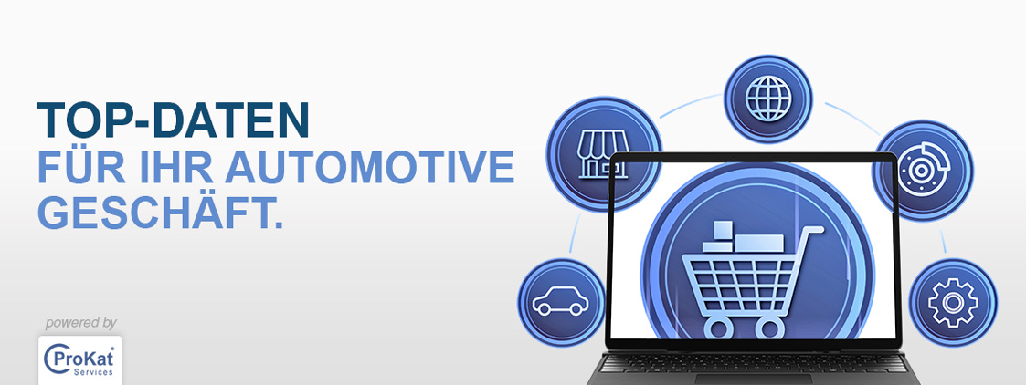 Angebote Automotive-Daten ProKat Services